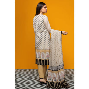 Printed Lawn Unstitched 3 Piece Suit CL-718 A