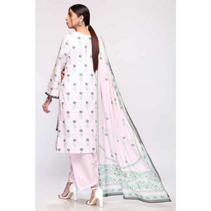 Printed Lawn Unstitched 3 Piece Suit CL-794 A
