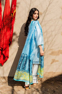 Gul Ahmed 3PC Unstitched Printed Lawn Suit CL-927