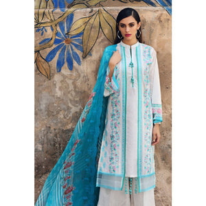 Gul Ahmed Premium Lawn Collection 2020 CT-260