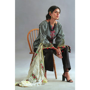 Gul Ahmed Premium Lawn Collection 2020 CT-265