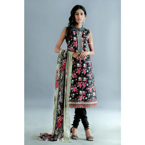 Gul Ahmed Premium Lawn Collection 2020 CT-266
