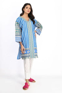 Ready to Wear Khaadi Cambric Printed Kurta CTP-20171