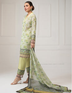 ZS Textile Regalia Stitched 3 Piece Suit DES-07