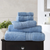 Deyongs Bliss 650gsm Pima Cotton Towels - Cobalt
