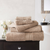 Deyongs Bliss 650gsm Pima Cotton Towels - Mocha