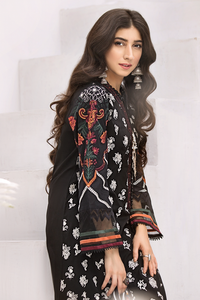Iznik Festive Lawn Collection 2020 3PC Eomroidered Suit EFL-04 Sang E Sulemani