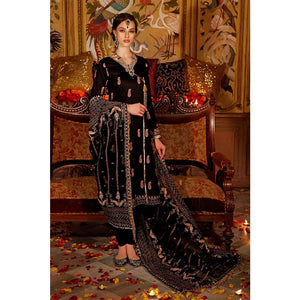 Gul Ahmed Embroidered Jacquard Unstitched 3 Piece Suit FE-292