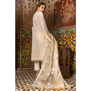 Gul Ahmed Embroidered Lawn Unstitched 3 Piece Suit FE-300