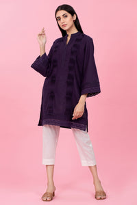 Gul Ahmed Kaaj 01 Piece Stitched Shirt GA-SC-25
