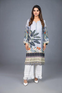 Gul Ahmed 1 PC Winter Collection 2020 Kurti WS-001
