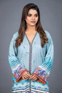 Gul Ahmed 1 PC Winter Collection 2020 Kurti WS-003