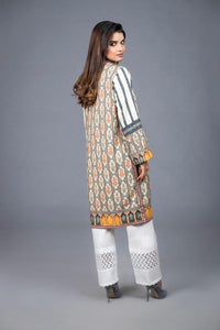 Gul Ahmed 1 PC Winter Collection 2020 Kurti WS-005