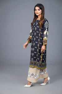 Gul Ahmed 1 PC Winter Collection 2020 Kurti WS-007