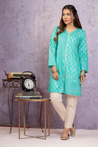 Ready to wear Printed Lawn Stitched Kurti By LSM-1652-ST