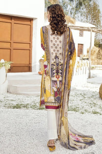 Guzel Lawn Collection By Iznik 2020 Unstitched 3 Piece Suit High Waters D-02