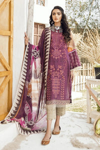 Guzel Lawn Collection By Iznik 2020 Unstitched 3 Piece Suit High Waters D-05