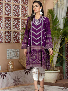 LSM Embroidered Kurti SK-7010 A