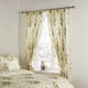 Vantona Country Madeleine Pencil Pleat Curtains and Tiebacks -  66 x 72