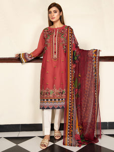 Ready to wear Limelight 2 Piece Embroidered Lawn Suit P-3102