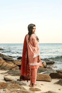 Lakhany Classic Chiffon Embroidered 2020 Suite PCD-2062