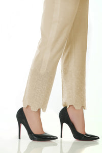 LSM Embroidered Stitched Trousers S20-TR-BG-02