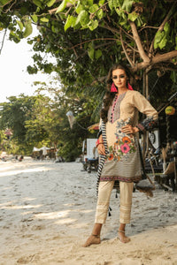 Lakhany Embroidered Print Lawn 2020 Suite PLC-2052