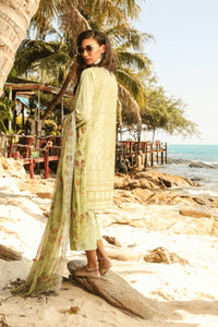 Lakhany Summer Gold Embroidered Suite PPC-2042