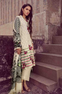 Gul Ahmed Embroidered Pashmina Unstitched 3 Piece Suit PSM-06