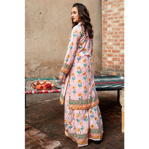 Printed Lawn Unstitched Kurties SL-803