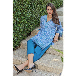 Ready to Wear Gul Ahmed Printed Lawn Stitched Kurties SL-810