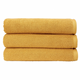 Christy Brixton 600gsm Cotton Towels - Saffron