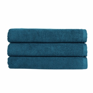 Christy Brixton 600gsm Cotton Towels - Peacock