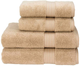 Christy Supreme Hygro 650gsm Cotton Towels - Stone