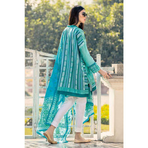 Printed Lawn Unstitched 2 Piece Suit TL-168 B