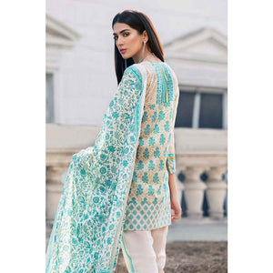 Printed Lawn Unstitched 2 Piece Suit TL-170 A
