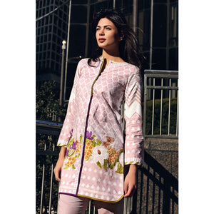 Embroidered Lawn Unstitched 2 Piece Suit TL-172 B