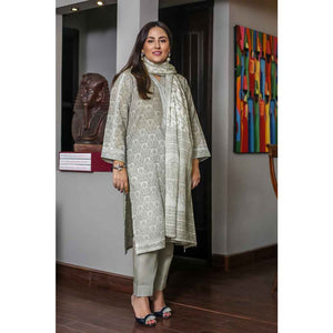 Printed Lawn Unstitched 2 Piece Suit TL-182 B