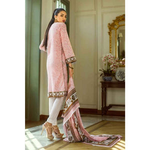 Embroidered Lawn Unstitched 2 Piece Suit TL-188 A