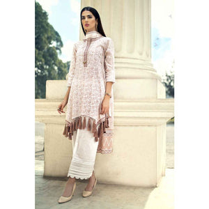 Printed Lawn Unstitched 2 Piece Suit TL-189 B