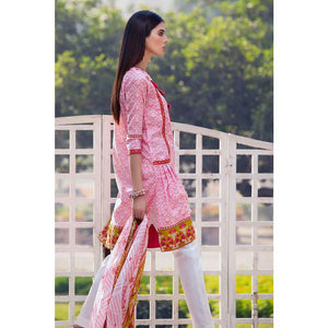Printed Lawn Unstitched 2 Piece Suit TL-190 A