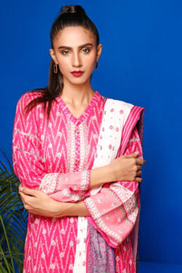 2 Piece Unstitched Digital Printed Lawn Suit TLP-08 B