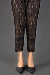 Ready To Wear Gul Ahmed Stitched Black Trousers TR-19-27