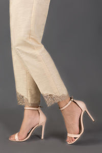 Ready To Wear Gul Ahmed Stitched Beige Trousers TR-19-71