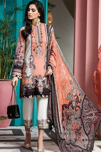 Viva Lawn Collection by Anaya 2020 Unstitched 3PC Suit VL-6A