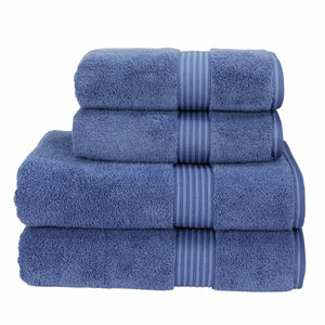 Christy Supreme Hygro 650gsm Cotton Towels - Deep Sea