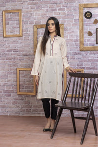 Ready to wear Embroidered Lawn Stitched Kurti By LSM-1713-ST