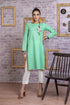 Ready to wear Embroidered Lawn Stitched Kurti By LSM-1711-ST