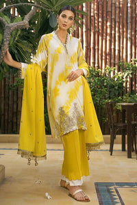 Gul Ahmed LUXURY Collection Yellow EA-103