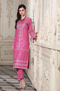 Pink 1 Piece Unstitched Shirt FE-169